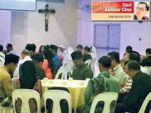 iftar d gereja