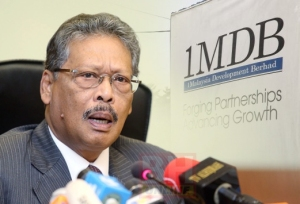 Tan Sri Mohamed Apandi Ali